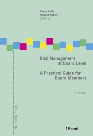 Cover zur kostenlosen eBook-Leseprobe von »Risk Management at Board Level«