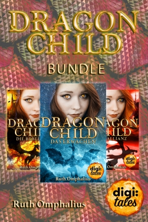 Cover zur kostenlosen eBook-Leseprobe von »Dragon Child Bundle (Bände 1-3)«