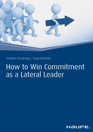 Cover zur kostenlosen eBook-Leseprobe von »How to Win Commitment as a Lateral Leader«