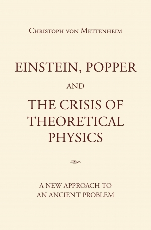 Cover zur kostenlosen eBook-Leseprobe von »Einstein, Popper and the Crisis  of theoretical Physics«