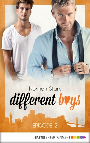 Cover zur kostenlosen eBook-Leseprobe von »different boys - Episode 2«