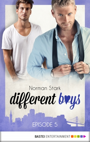 Cover zur kostenlosen eBook-Leseprobe von »different boys - Episode 5«