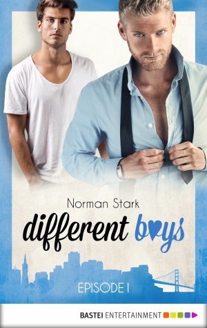 Cover zur kostenlosen eBook-Leseprobe von »different boys - Episode 1«