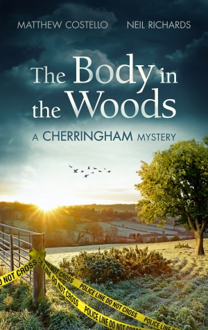 Cover zur kostenlosen eBook-Leseprobe von »The Body in the Woods«