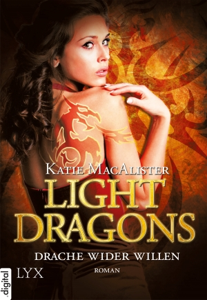 Cover zur kostenlosen eBook-Leseprobe von »Light Dragons - Drache wider Willen«