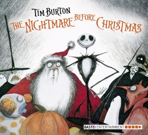 Cover zur kostenlosen eBook-Leseprobe von »The Nightmare Before Christmas«