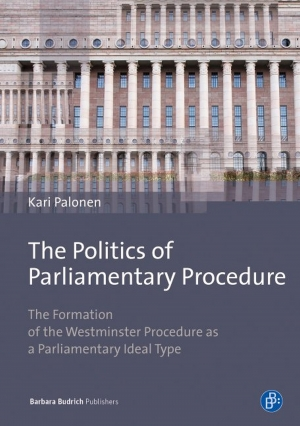 Cover zur kostenlosen eBook-Leseprobe von »The Politics of Parliamentary Procedure«