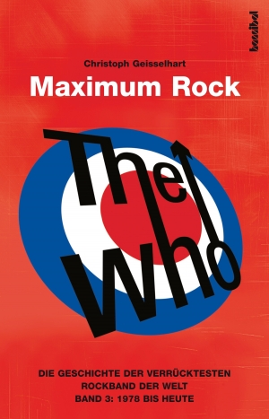 Cover zur kostenlosen eBook-Leseprobe von »The Who - Maximum Rock III«