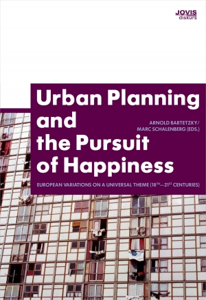 Cover zur kostenlosen eBook-Leseprobe von »Urban Planning and the Pursuit of Happiness«