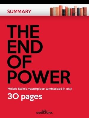 Cover zur kostenlosen eBook-Leseprobe von »The End of Power«