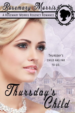 Cover zur kostenlosen eBook-Leseprobe von »Thursday's Child«