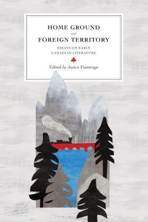 Cover zur kostenlosen eBook-Leseprobe von »Home Ground and Foreign Territory«