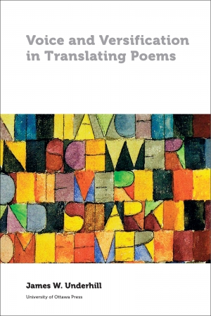 Cover zur kostenlosen eBook-Leseprobe von »Voice and Versification in Translating Poems«