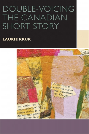 Cover zur kostenlosen eBook-Leseprobe von »Double-Voicing the Canadian Short Story«
