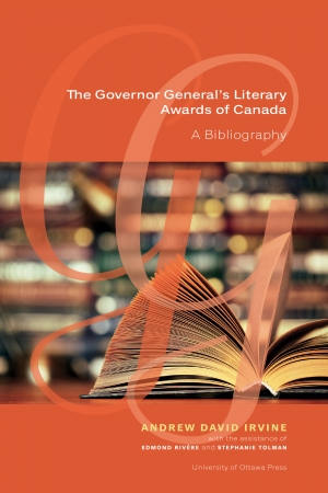 Cover zur kostenlosen eBook-Leseprobe von »The Governor General's Literary Awards of Canada«