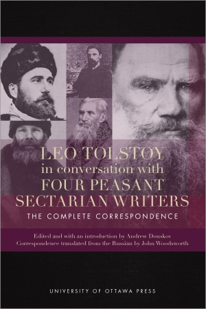 Cover zur kostenlosen eBook-Leseprobe von »Leo Tolstoy in Conversation with Four Peasant Sectarian Writers«