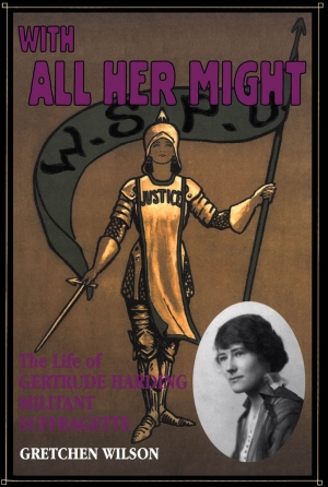 Cover zur kostenlosen eBook-Leseprobe von »With All Her Might«