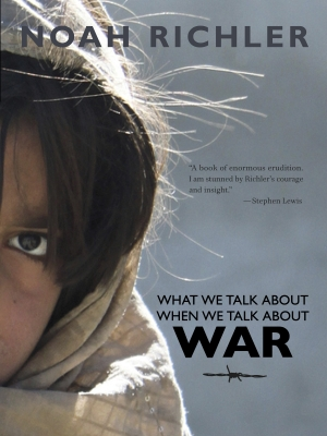 Cover zur kostenlosen eBook-Leseprobe von »What We Talk About When We Talk About War«