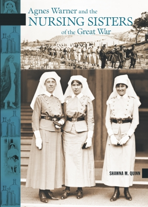 Cover zur kostenlosen eBook-Leseprobe von »Agnes Warner and the Nursing Sisters of the Great War«