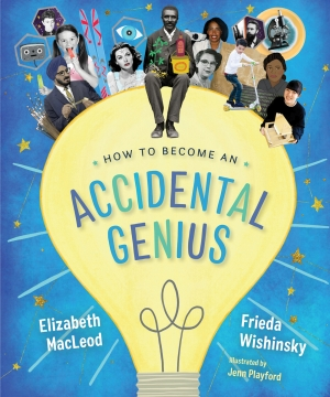 Cover zur kostenlosen eBook-Leseprobe von »How to Become an Accidental Genius«