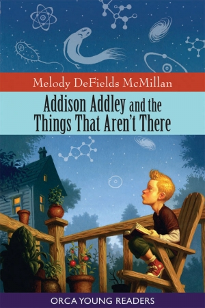 Cover zur kostenlosen eBook-Leseprobe von »Addison Addley and the Things That Aren't There«