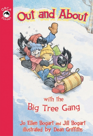 Cover zur kostenlosen eBook-Leseprobe von »Out and About with the Big Tree Gang«