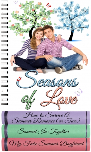 Cover zur kostenlosen eBook-Leseprobe von »Seasons of Love Boxed Set«