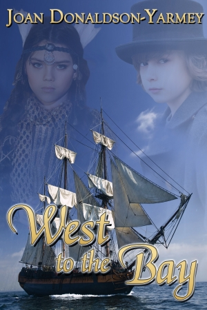 Cover zur kostenlosen eBook-Leseprobe von »West to the Bay«