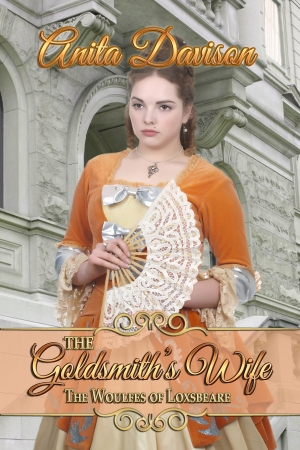 Cover zur kostenlosen eBook-Leseprobe von »The Goldsmith's Wife«