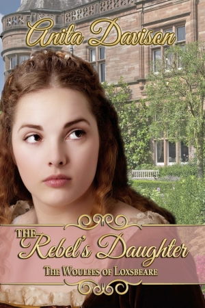 Cover zur kostenlosen eBook-Leseprobe von »The Rebel's Daughter«