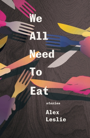 Cover zur kostenlosen eBook-Leseprobe von »We All Need To Eat«