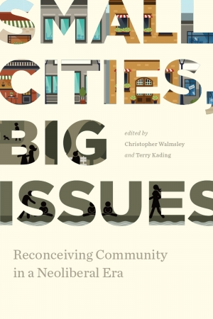 Cover zur kostenlosen eBook-Leseprobe von »Small Cities, Big Issues«