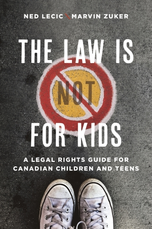 Cover zur kostenlosen eBook-Leseprobe von »The Law is (Not) for Kids«