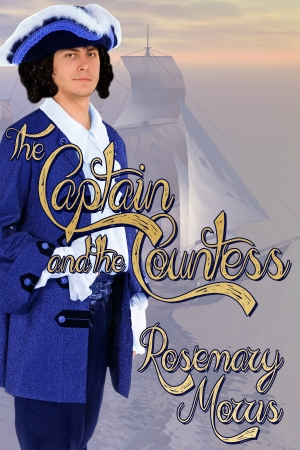 Cover zur kostenlosen eBook-Leseprobe von »The Captain and the Countess«