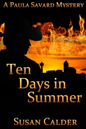 Cover zur kostenlosen eBook-Leseprobe von »Ten Days in Summer«