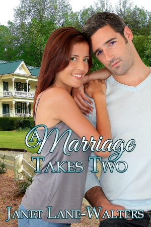 Cover zur kostenlosen eBook-Leseprobe von »A Marriage Takes Two«
