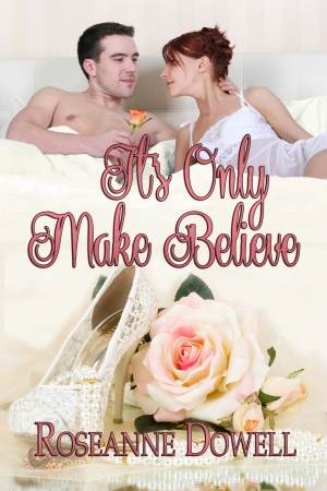 Cover zur kostenlosen eBook-Leseprobe von »It's Only Make Believe«