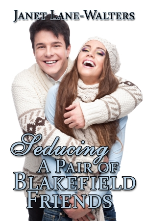 Cover zur kostenlosen eBook-Leseprobe von »Seducing a Pair of Blakefield Friends«