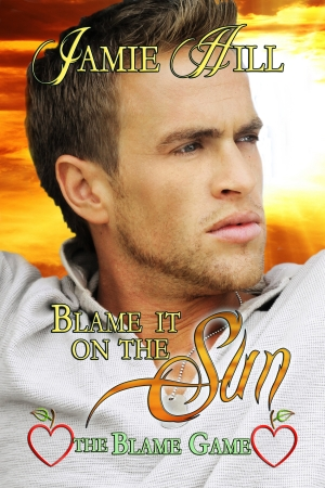 Cover zur kostenlosen eBook-Leseprobe von »Blame it on the Sun«