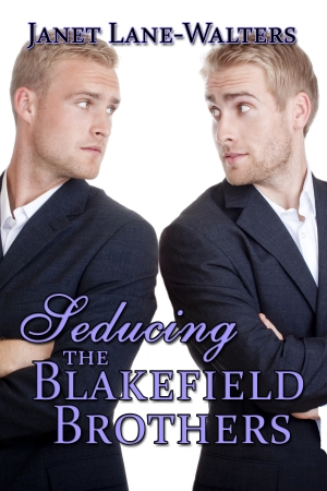 Cover zur kostenlosen eBook-Leseprobe von »Seducing the Blakefield Brothers«