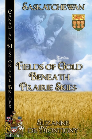 Cover zur kostenlosen eBook-Leseprobe von »Fields of Gold Beneath Prairie Skies«