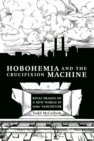 Cover zur kostenlosen eBook-Leseprobe von »Hobohemia and the Crucifixion Machine«