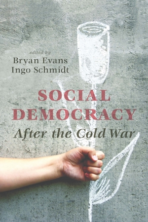Cover zur kostenlosen eBook-Leseprobe von »Social Democracy After the Cold War«