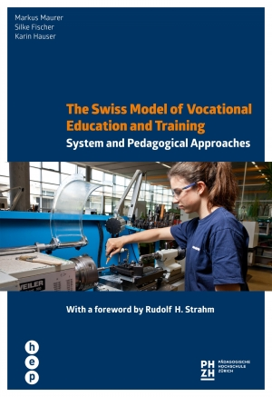 Cover zur kostenlosen eBook-Leseprobe von »The Swiss Model of Vocational Education and Training«