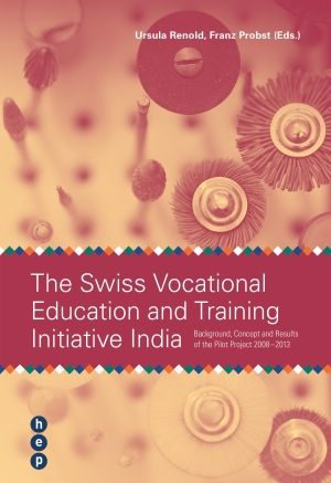 Cover zur kostenlosen eBook-Leseprobe von »The Swiss Vocational Education and Trainig Initiative India«