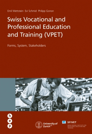 Cover zur kostenlosen eBook-Leseprobe von »Swiss Vocational and Professional Education and Training (VPET)«