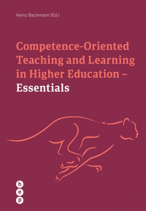 Cover zur kostenlosen eBook-Leseprobe von »Competence Oriented Teaching and Learning in Higher Education – Essentials (E-Book)«