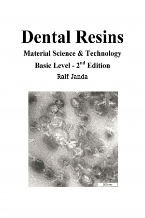Cover zur kostenlosen eBook-Leseprobe von »Dental Resins, Material Science & Technology«