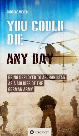 Cover zur kostenlosen eBook-Leseprobe von »YOU COULD DIE ANY DAY«