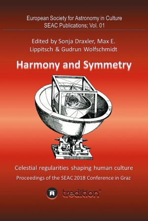 Cover zur kostenlosen eBook-Leseprobe von »Harmony and Symmetry. Celestial regularities shaping human culture.«